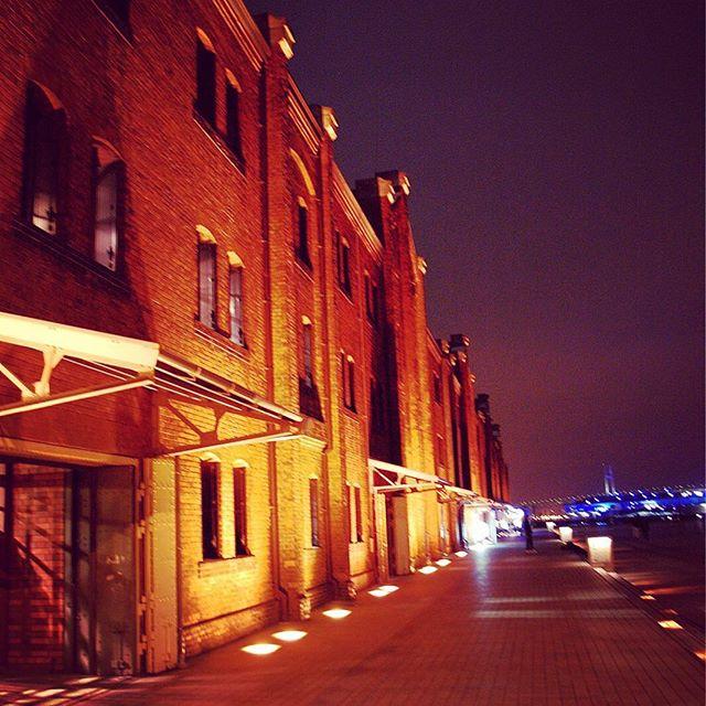 #赤レンガ倉庫 #夜景 #きれい